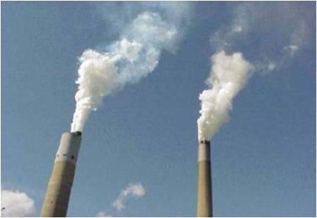为工业和商业建筑通过关键参数的测量,环境卫生局有关空气污染物监测